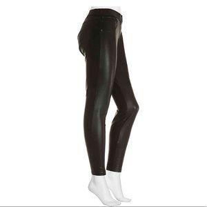 NWT Leatherette Leggings